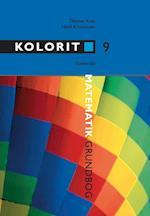 Kolorit 9. klasse, grundbog (Kolorit Overbygning)