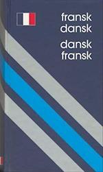 Fransk-Dansk/Dansk-Fransk Ordbog (De stribede ordbøger. Medium)