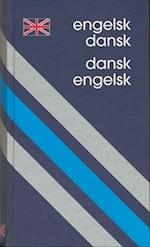 Engelsk-Dansk/Dansk-Engelsk Ordbog (De stribede ordbøger. Medium)