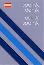 Spansk-dansk, dansk-spansk (De stribede ordbøger)