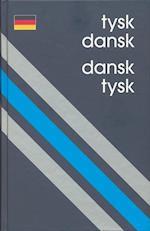 Tysk-Dansk/Dansk-Tysk Ordbog (De stribede ordbøger)