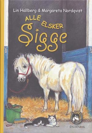 Bog, indbundet Alle elsker Sigge af Lin Hallberg