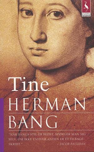 Bog paperback Tine af Herman Bang