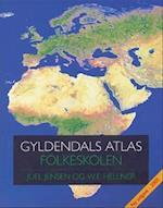 Gyldendals atlas - folkeskolen