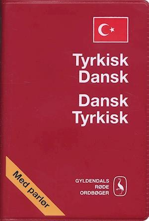 Bog indbundet Tyrkisk-dansk dansk-tyrkisk ordbog af Tom Fagerland