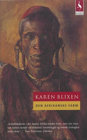 Bog, paperback Den afrikanske farm af Karen Blixen
