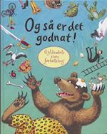 Og så er det godnat!. Gyldendals store fortællebog