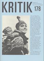 KRITIK, 38. årgang, nr. 178 (Kritik)