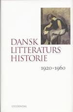 Dansk litteraturs historie. 1920-1960 af Birgitte Hesselaa, Jógvan Isaksen, Lasse Horne Kjældgaard