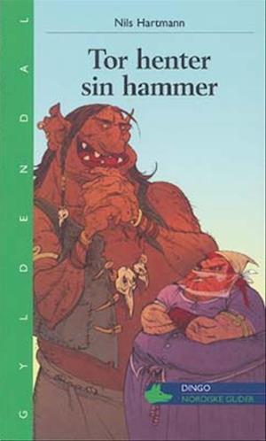 Bog, hæftet Tor henter sin hammer af Nils Hartmann