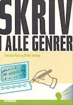 Skriv i alle genrer (Gyldendals sprogbøger)