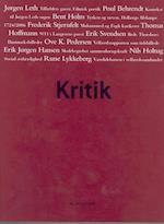 KRITIK, 39. årgang, 179 (Kritik)