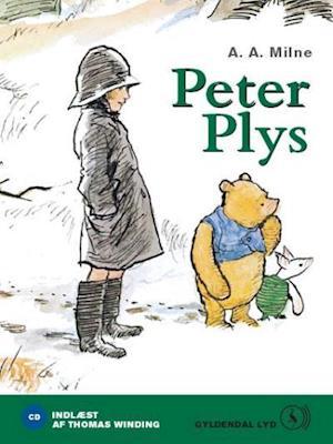 Thomas Winding læser Peter Plys af A A Milne