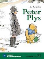 Thomas Winding læser Peter Plys