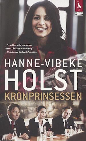Bog paperback Kronprinsessen af Hanne-Vibeke Holst