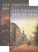 Krig og fred 1+2 af Lev Tolstoj