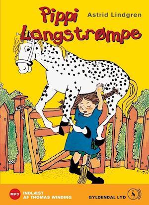 Thomas Winding læser Pippi Langstrømpe
