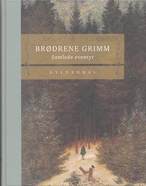 Bog, indbundet Samlede eventyr af Brødrene Grimm