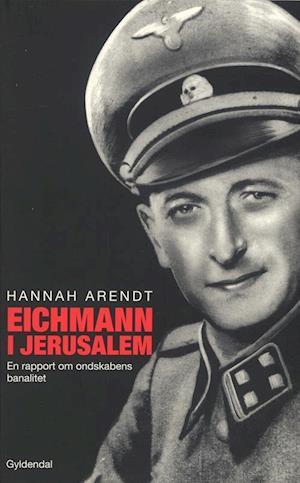 Bog, hæftet Eichmann i Jerusalem af Hannah Arendt