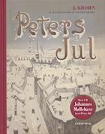Johannes Møllehave læser Peters jul (Julebøger)