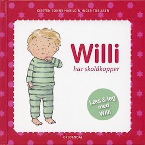 Willi har skoldkopper