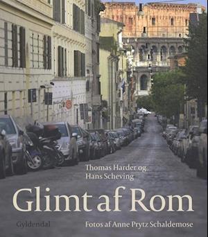 Bog, indbundet Glimt af Rom af Thomas Harder