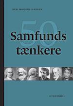 50 samfundstænkere af Mogens Hansen