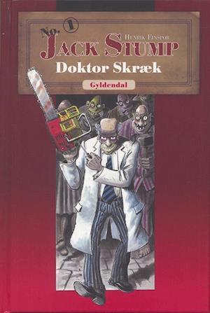 Bog, indbundet Doktor Skræk af Henrik Einspor