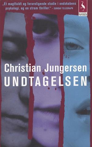 Bog, paperback Undtagelsen af Christian Jungersen