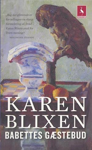 Bog, pocketbog Babettes gæstebud af Karen Blixen