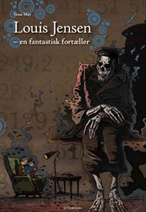 Bog indbundet Louis Jensen - en fantastisk fortæller af Louis Jensen