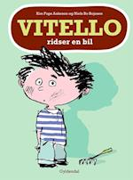 Vitello ridser en bil (Vitello)