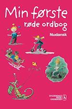 Min første røde ordbog - nudansk (Gyldendals røde ordbøger)