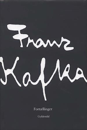Bog indbundet Fortællinger af Franz Kafka
