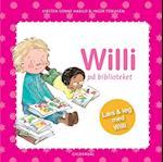 Willi på biblioteket (Læs & leg med Willi)