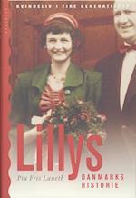 Lillys Danmarkshistorie (Gyldendal Hardback)
