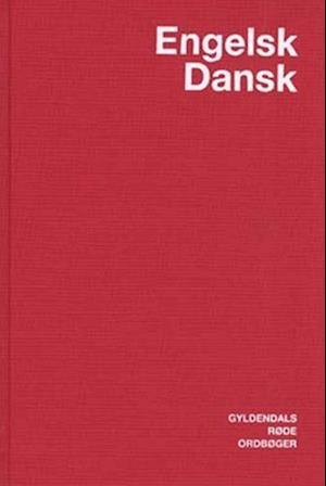 Engelsk-dansk ordbog