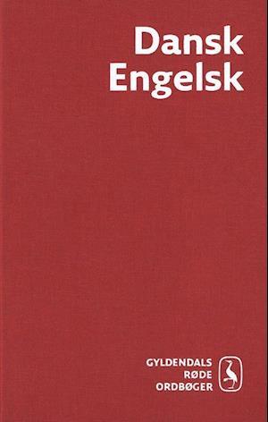 Bog, indbundet Dansk-engelsk ordbog af Jens Axelsen
