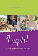 Vupti!. Gyldendals nemme kogebog for børn
