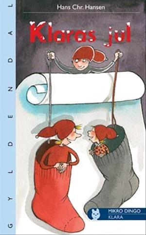 Billede af Klaras jul-Hans Chr. Hansen-Bog