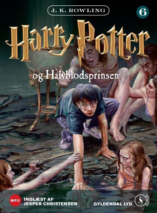 Harry Potter 1-6 på dansk - J.K. Rowling