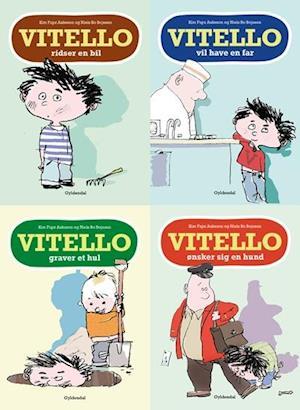 Fire historier om drengen Vitello