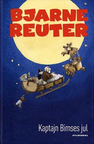 Bog indbundet Kaptajn Bimses jul af Bjarne Reuter