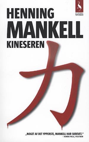 Bog paperback Kineseren af Henning Mankell