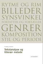 Tekstanalyse og litterær metode af Thomas Thurah