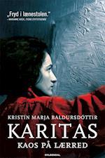 Karitas. Kaos på lærred af Kristín Marja Baldursdóttir