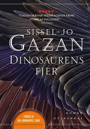 Bog paperback Dinosaurens fjer af Sissel-Jo Gazan