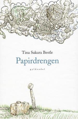 Bog, indbundet Papirdrengen af Tina Sakura Bestle
