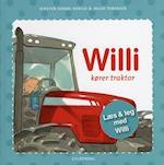 Willi kører traktor af Kirsten Sonne Harild