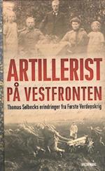 Artillerist på Vestfronten